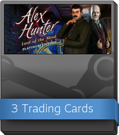 Alex Hunter - Lord of the Mind Booster Pack