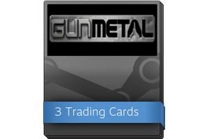 Gun Metal Booster Pack