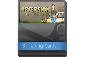 Reversion The Escape Booster Pack