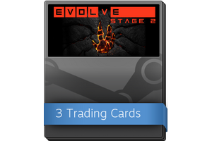 Evolve Stage 2 Booster Pack