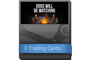 Gods Will Be Watching Booster Pack