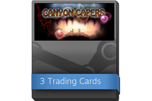 Canyon Capers Booster Pack