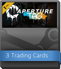 Aperture Tag: The Paint Gun Testing Initiative Booster Pack