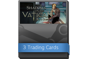 Shadows On The Vatican Act I Greed Booster Pack
