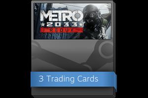 Metro 2033 Redux Booster Pack