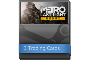 Metro Last Light Redux Booster Pack