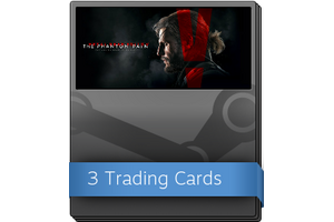 Metal Gear Solid V The Phantom Pain Booster Pack