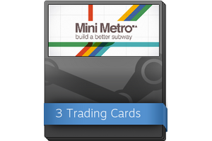 Mini Metro Booster Pack