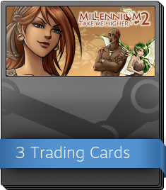 Millennium 2 - Take Me Higher Booster Pack