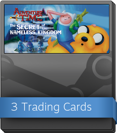 Adventure Time: The Secret Of The Nameless Kingdom Booster Pack