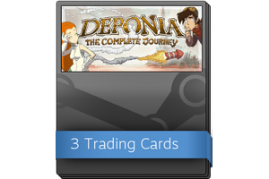 Deponia The Complete Journey Booster Pack