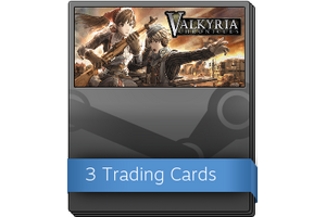 Valkyria Chronicles Trade Booster Pack