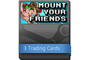 Mount Your Friends Booster Pack