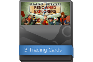 Renowned Explorers International Society Booster Pack