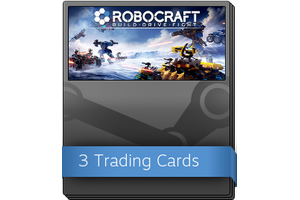 Robocraft Booster Pack