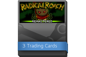 Radical Roach Remastered Booster Pack