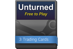 Unturned Booster Pack