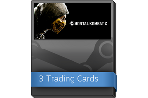 Mortal Kombat X Booster Pack