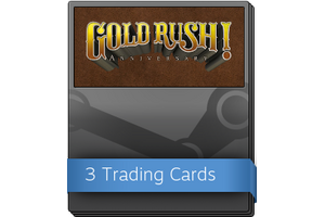 Gold Rush Anniversary Booster Pack