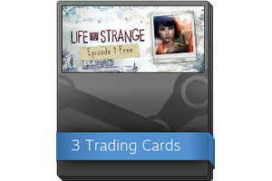Life Is Strange Trade Booster Pack