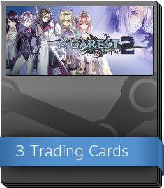 Agarest: Generations of War 2 Booster Pack