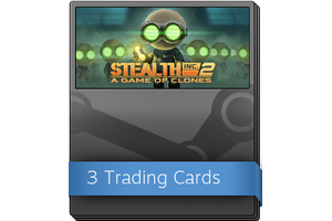 Stealth Inc 2 Booster Pack