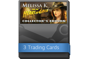 Melissa K And The Heart Of Gold Collector S Edition Booster Pack