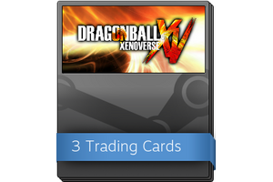 Dragon Ball Xenoverse Booster Pack