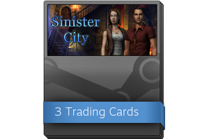Sinister City Booster Pack