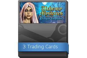 Alchemy Mysteries Prague Legends Booster Pack