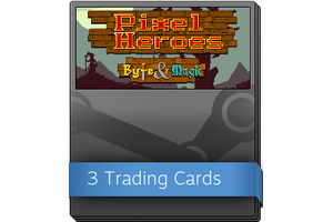 Pixel Heroes Byte Magic Booster Pack