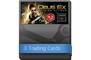 Deus Ex Mankind Divided Trade Booster Pack