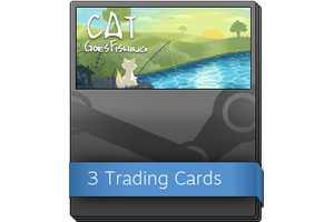 Cat Goes Fishing Booster Pack
