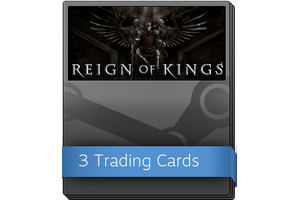 Reign Of Kings Booster Pack