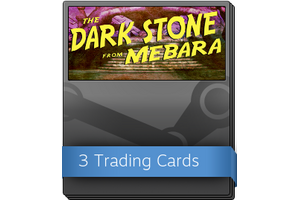 The Dark Stone From Mebara Booster Pack