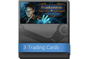 Frankenstein Master Of Death Booster Pack