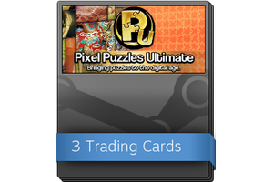 Pixel Puzzles Ultimate Booster Pack