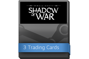 Middle Earth Trade Shadow Of War Trade Booster Pack