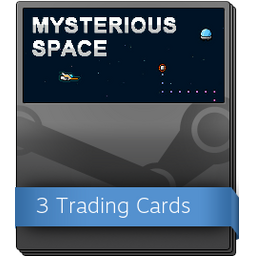 Mysterious Space Booster Pack