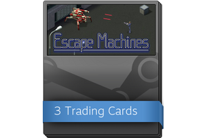Escape Machines Booster Pack