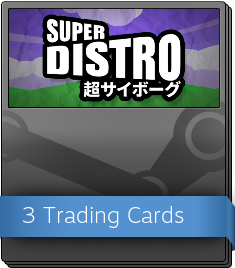 SUPER DISTRO Booster Pack