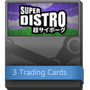 SUPER DISTRO Booster Pack