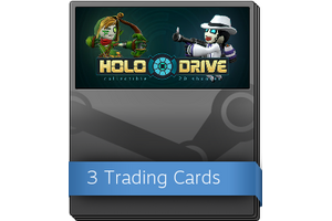 Holodrive Booster Pack