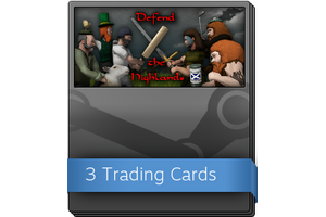 Defend The Highlands Booster Pack