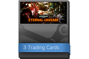 Warhammer 40 000 Eternal Crusade Booster Pack