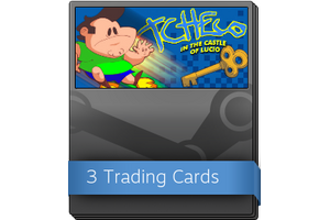 Tcheco In The Castle Of Lucio Booster Pack