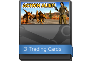 Action Alien Booster Pack