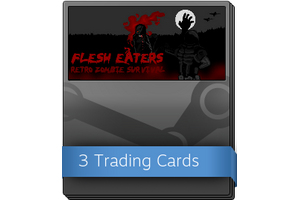 Flesh Eaters Booster Pack
