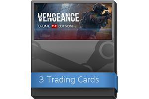 Vengeance Booster Pack