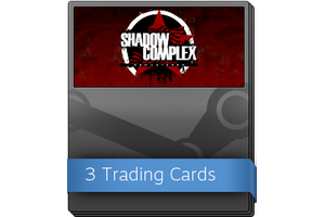 Shadow Complex Remastered Booster Pack